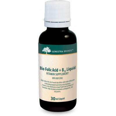 Bio Folic acid + B12 liquide
