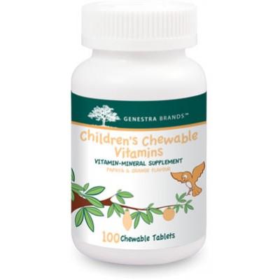 Vitamines croquables pour enfants