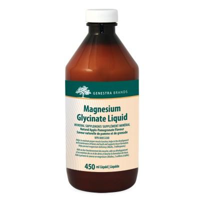 Magnésium glycinate liquide 450ml