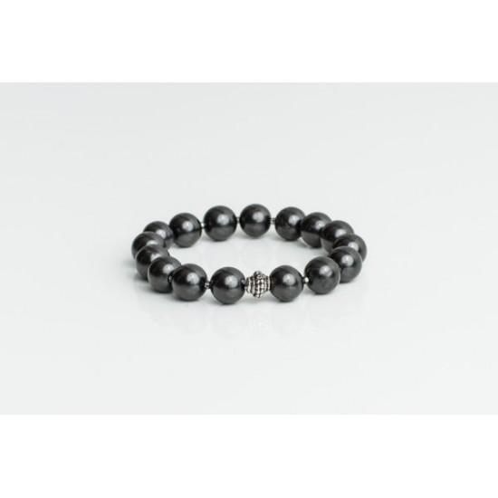 BioVibes Le Bracelet - bracelet de perles anti-ondes