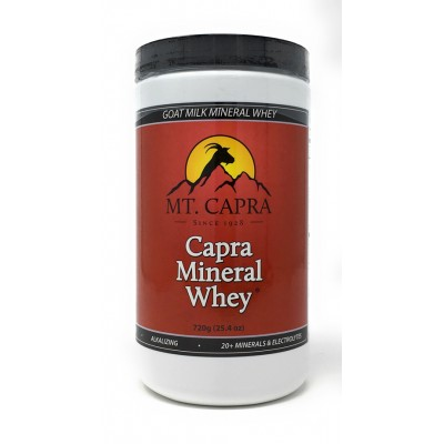 Capra Mineral Whey, 720g