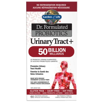 Dr. Formulated ProbioticsMC Urinary Tract+